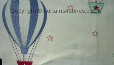 BALLON fabric by BELFIELD FURNISHINGS