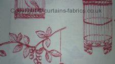 BIRD SONG fabric by BELFIELD FURNISHINGS