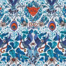 AMAZON F1107 fabric by CLARKE and CLARKE (Globaltex)