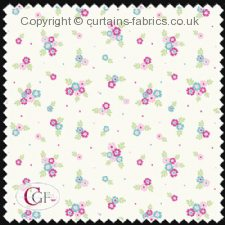 DITSY fabric by CHATHAM GLYN FABRICS