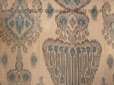 ANATOLIA fabric by CHESS DESIGNS