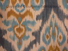 ANKARA fabric by CHESS DESIGNS