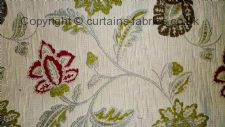 BLENHEIM made to measure curtains by CHESS DESIGNS