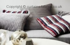 BOZART made to measure curtains by CHESS DESIGNS