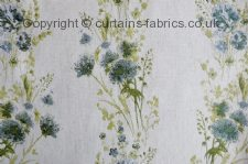 BRAMBLE fabric by CHESS DESIGNS