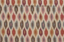 CANAVERAL* made to measure curtains by CHESS DESIGNS