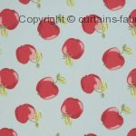 APPLES F0308   made to measure curtains by STUDIO G