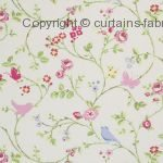 BIRD TRAIL F0293  fabric by STUDIO G