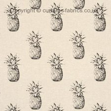 ANANAS F0776 made to measure curtains by CLARKE and CLARKE (Globaltex)