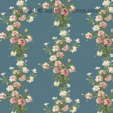 CARNATION fabric by EDINBURGH WEAVERS