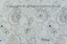 BEATRIX  made to measure curtains by FRYETTS FABRICS