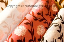 CORDELIA fabric by FRYETTS FABRICS