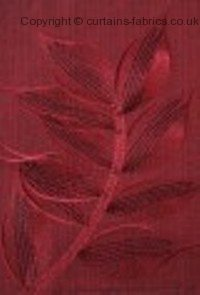 CELINE LEAF fabric by LISTER CORNICHE KESTREL