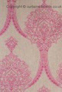 LEILA fabric by LISTER CORNICHE KESTREL