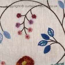 ANIKA fabric by LORIENT DECOR