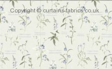 BOTANICAL GARDEN made to measure curtains by PORTER & STONE