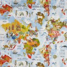 ADVENTURE 8627 fabric by PRESTIGIOUS TEXTILES