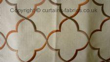 AGADIR 3093 made to measure curtains by PRESTIGIOUS TEXTILES