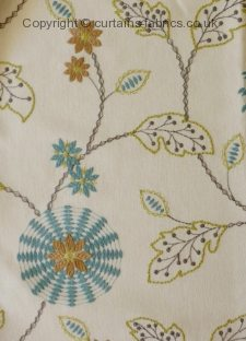ABBOTSFORD made to measure curtains by RICHARD BARRIE