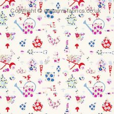 ALLOTMENT F0777 fabric by STUDIO G