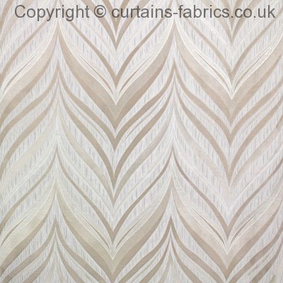 ALBANY SOLD OUT by MONKWELL in CREAM curtain fabric
