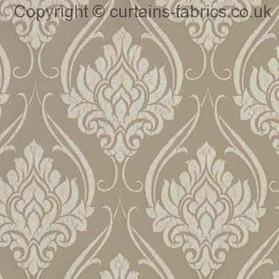 Lucca By Belfield Furnishings In Stone Curtain Fabric