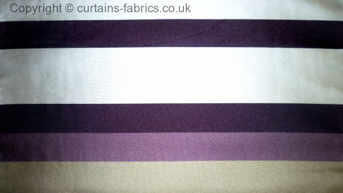 Mallory By Bill Beaumont Textiles In Grape Made To Measure