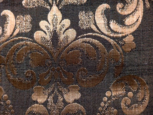 Pluto By Chatsworth Fabrics In Antique Curtain Fabric