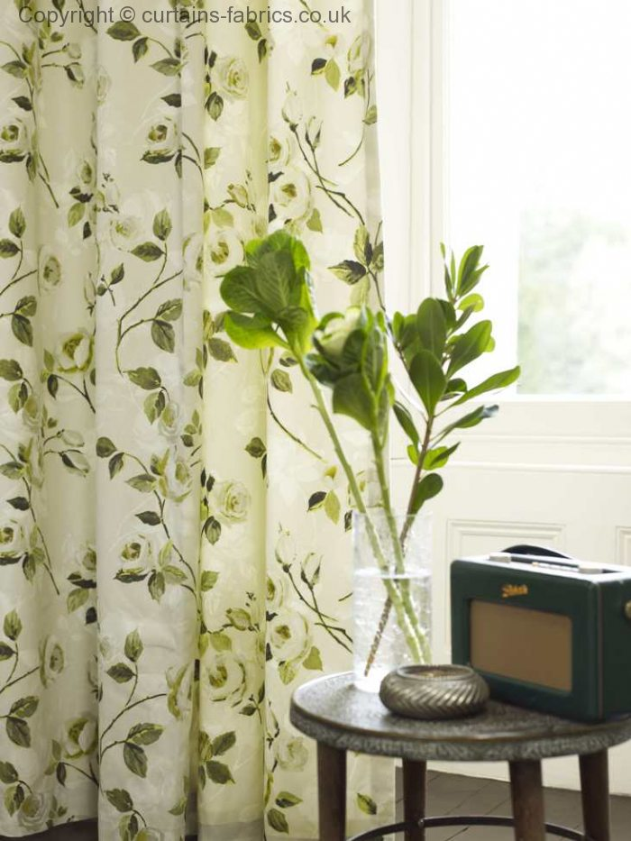 Melrose 5943 By Prestigious Textiles In A Curtain In