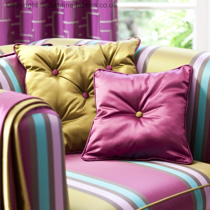 Swish 3160 By Prestigious Textiles In A Pair Of Cushions