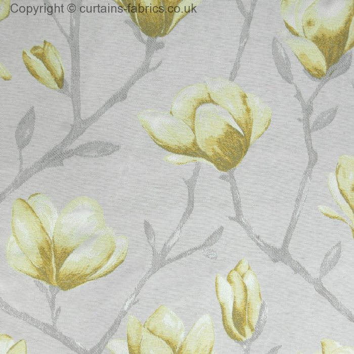 CHATSWORTH By VOYAGE DECORATION In DAFFODIL Curtain Fabric