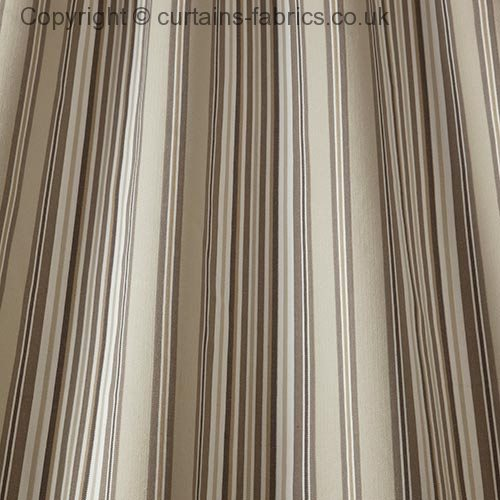 Kitchen Curtains Fabric Curtains Fabric Stripe Drapes: REGATTA STRIPE By ILIV (SWATCH BOX) In CHARCOAL Curtain Fabric