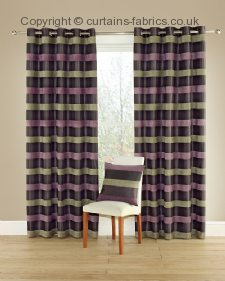 CASINO 13 AUBERGINE-DISCONTINUED-- fabric by MONTGOMERY INTERIORS
