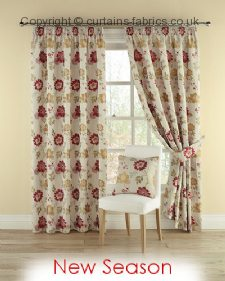 FORGET ME NOT ----out of stock---- fabric by MONTGOMERY INTERIORS