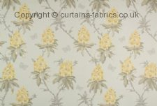 ASCOT made to measure curtains by ASHLEY WILDE DESIGN