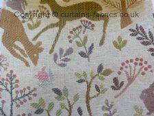 ANNIKA fabric by BELFIELD FURNISHINGS