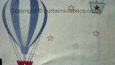 BALLOON fabric by BELFIELD FURNISHINGS