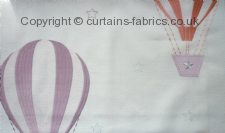 BALLOON made to measure curtains by BELFIELD FURNISHINGS