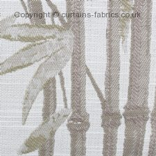BAMBOO made to measure curtains by BELFIELD FURNISHINGS