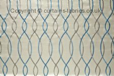 AZITA roman blinds by BILL BEAUMONT TEXTILES