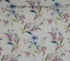 WILD FLOWER fabric by CHATSWORTH FABRICS