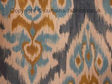 ANKARA made to measure curtains by CHESS DESIGNS