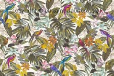 AVIARY fabric by CHESS DESIGNS