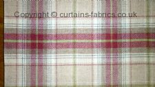 BALMORAL (CHART A) made to measure curtains by CHESS DESIGNS