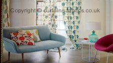CASAURINA fabric by CHESS DESIGNS