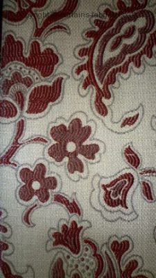 CAVENDISH made to measure curtains by CHESS DESIGNS