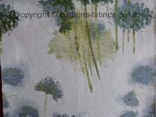 COPPICE fabric by CHESS DESIGNS