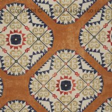 CORTES fabric by CHESS DESIGNS