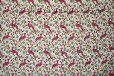 DAINO fabric by CHESS DESIGNS