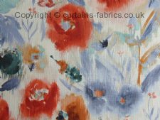 FLEUR fabric by CHESS DESIGNS